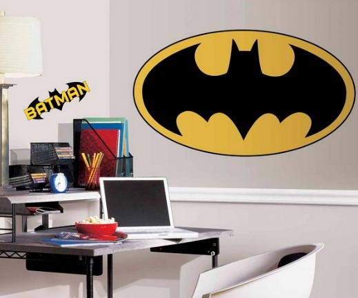 43 best Bedroom ideas images on Pinterest Batman bedroom - batman bedroom ideas