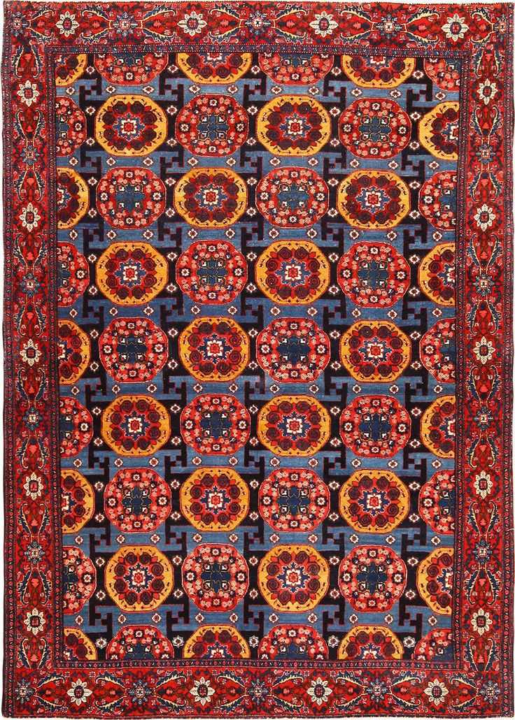 view this rare finely woven antique persian senneh rug from nazmiyal antique rugs in new york city nyc