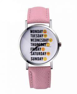 Idee cadeau fille- montre
