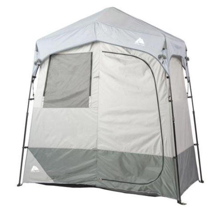 Ozark Trail 2 Room Instant Shower Utility Shelter Walmart Com In 2021 Camping Shower Portable Outdoor Shower Shower Tent
