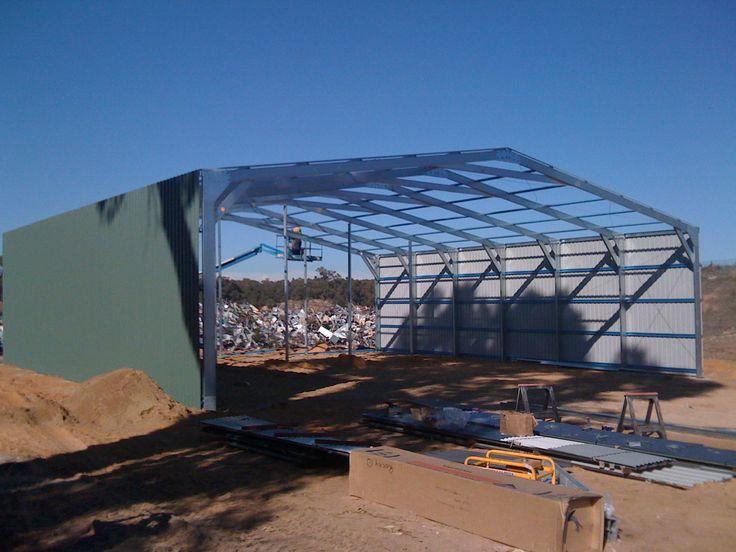 #Sheds #ShedKits #StorageShed http://www.garagewholesalers.com.au/products/shedkits.aspx