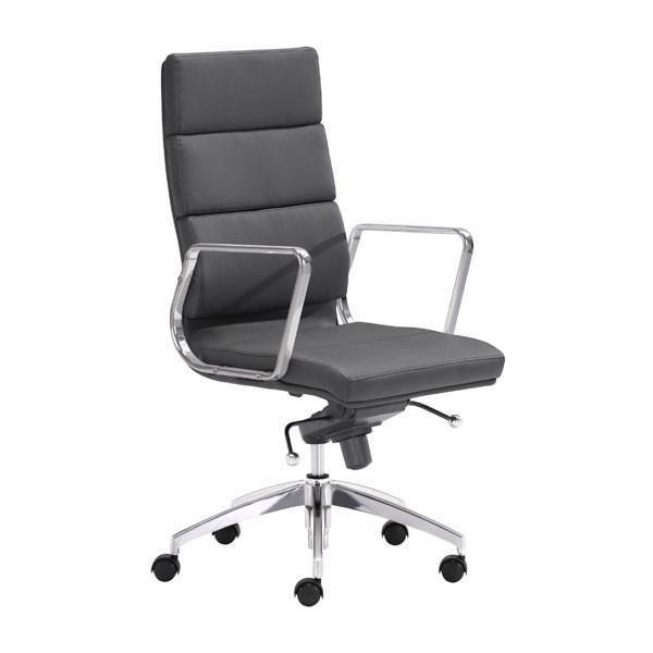 Engineer High Back Office Chair Black Modern Office Chair High Back Office Chair Black Office Chair