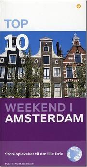 Top 10 Amsterdam af Fiona Duncan, ISBN 9788756790956