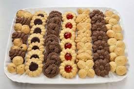 Návody na různá těsta do lisu na takovéto krásné sušenky