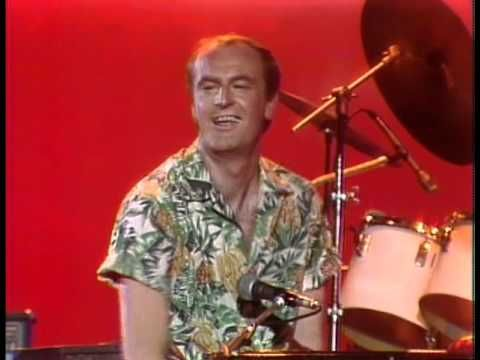 "Peter Allen performs ""I Go To Rio"" on Burt Sugarman's Midnight Special."