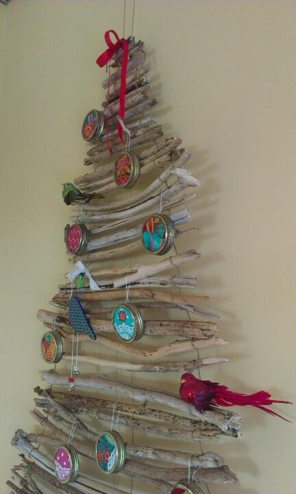Xmas tree made by Kelly