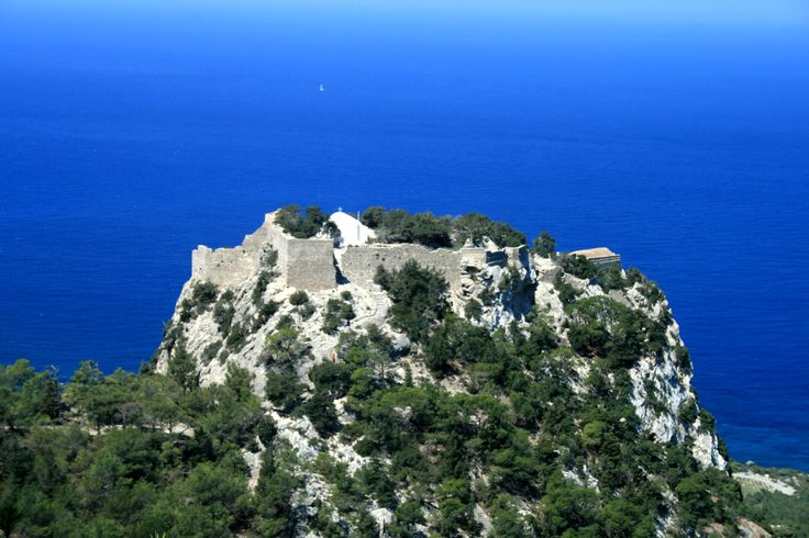 Monolithos, Rhodes , Greece