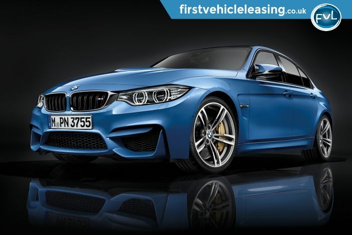 Great deals on new BMW M3 at First Vehicle Leasing.
