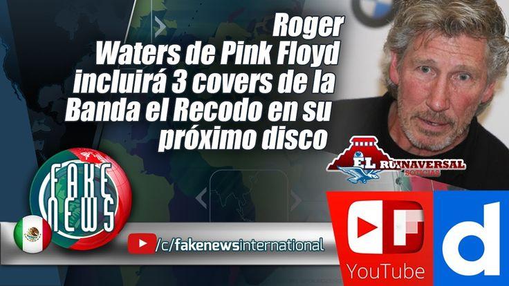Roger Waters de Pink Floyd incluirá 3 covers de la Banda el Recodo en su...