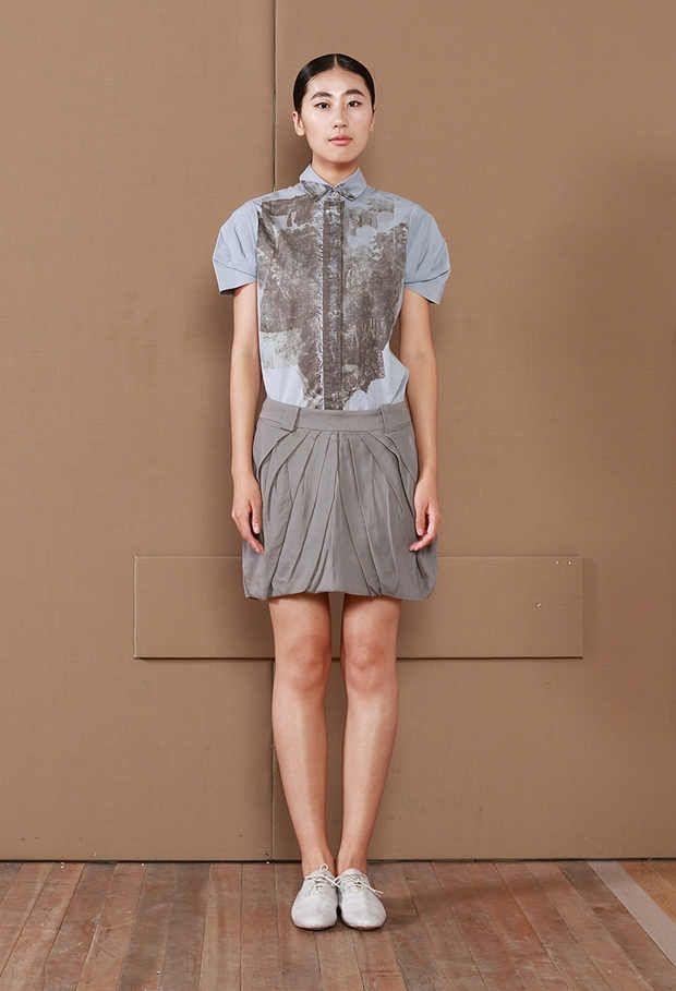 #рубашка#модаазии#принт