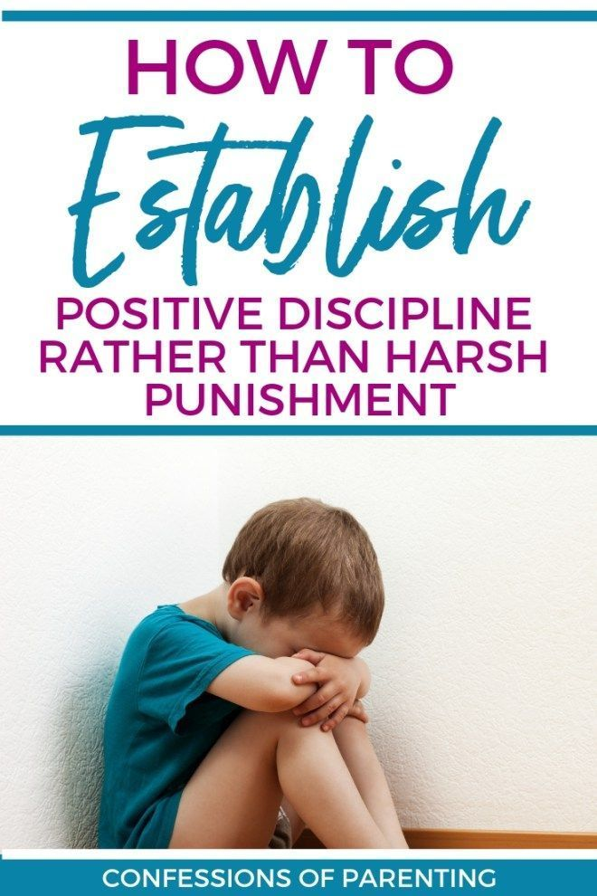 Why is Discipline Important Rather than Punishing and How to Have Positive Discipline