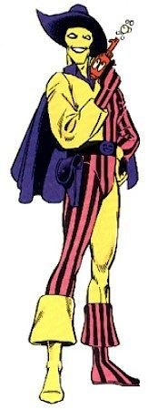 Madcap, or white text, is what I as a deadpool fan like to call him, he and deadpool need a mini series