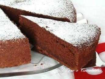 Torta di Albumi al Cioccolato impasto veloce senza frullino