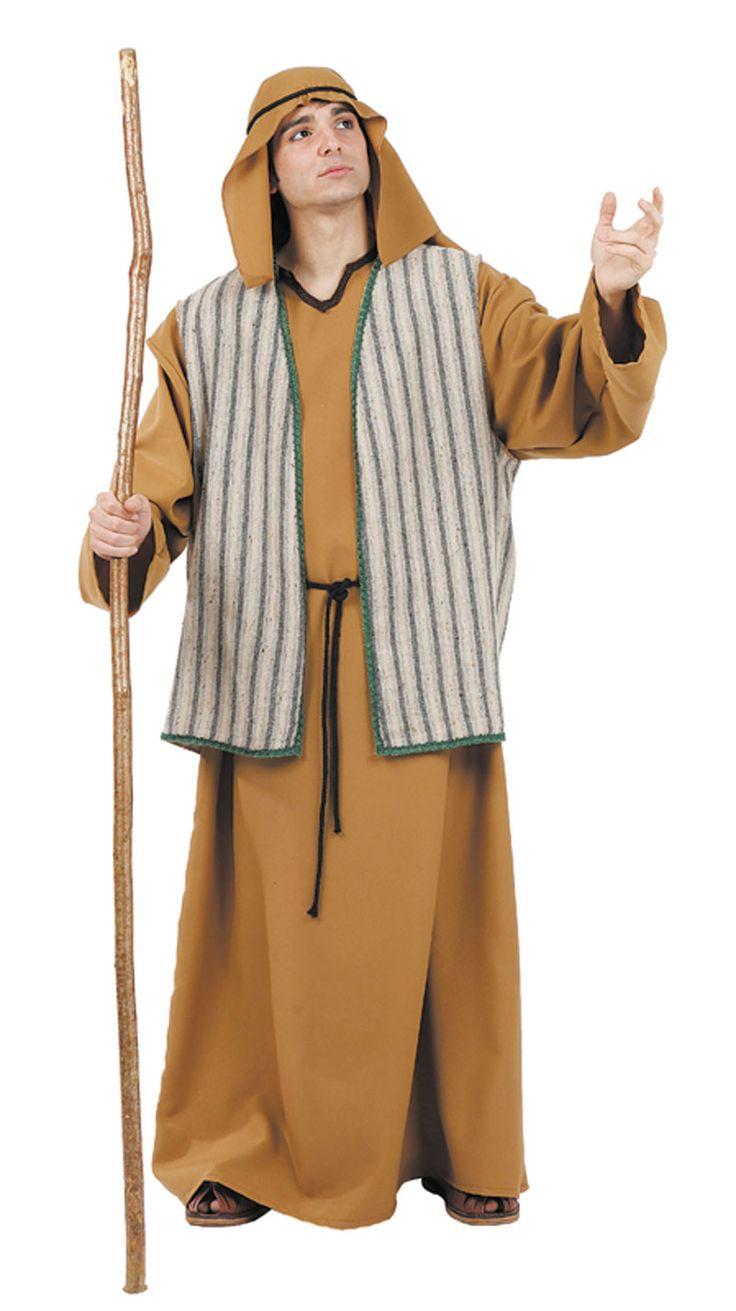 Disfraz de hebreo para belenes vivientes y representaciones navideñas