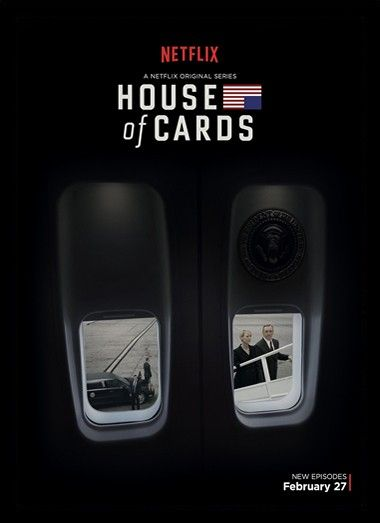 Quadro Poster Series House of Cards 6 - Decor10