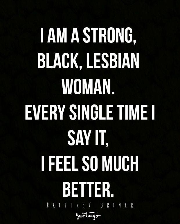 Lesbian single Black