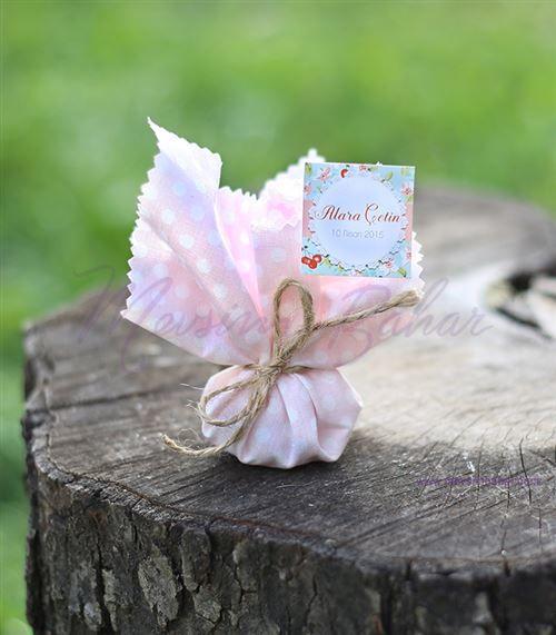 Lavanta Kesesi Bebek Şekeri Kiraz Çiçeği