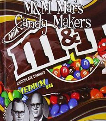 Mars Family:: M&M Mars Candy Makers By Joanne Mattern PDF