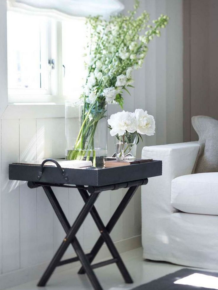 Tray side table decor | Slettvoll.