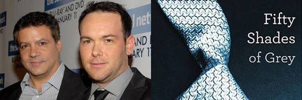 Michael de Luca & Dana Brunetti will produce Fifty Shades of Grey the film