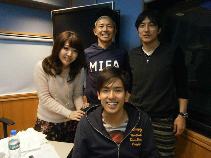 FM802 HOLIDAY SPECIAL UKASUKA-G(桜井和寿、GAKU-MC)&K 2014.2.11