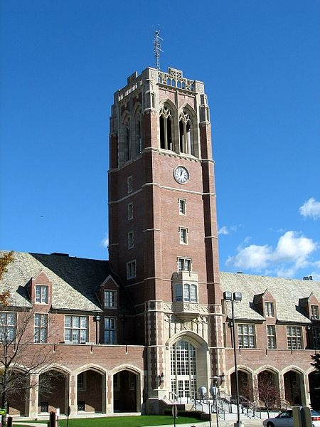 he tower of the administration building at John Carroll University,  http://www.payscale.com/research/US/School=John_Carroll_University/Salary