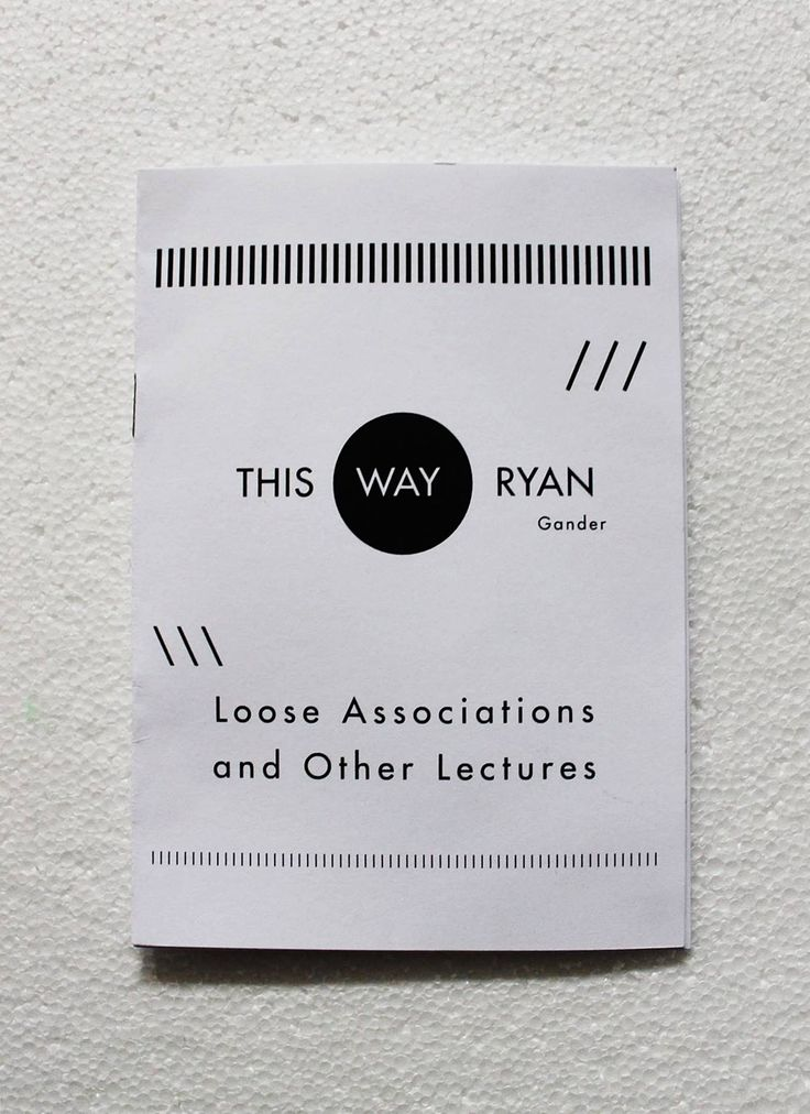 book cover, this way ryan, graphic design, project, artwork, print