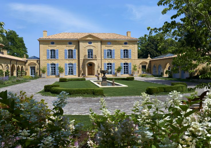 A Classic Villa in the manner of the French Riviera