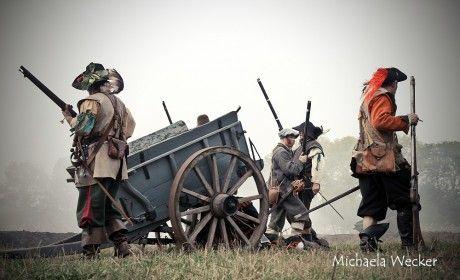 MICHAELA WECKER Photography - Fotoalbum - Vojenská historie - Třicetiletá válka - Slag om Grolle 2012 - SoG_2012_055