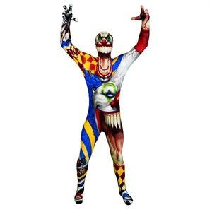 Morphsuits Scary Clown | Halloween kostumer | Ond Klovn udklædning #halloween #clown #klovn #gyser