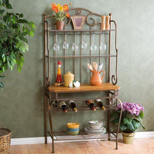 southern enterprises southern enterprises decorative wine rack w wine storage by southern enterprises