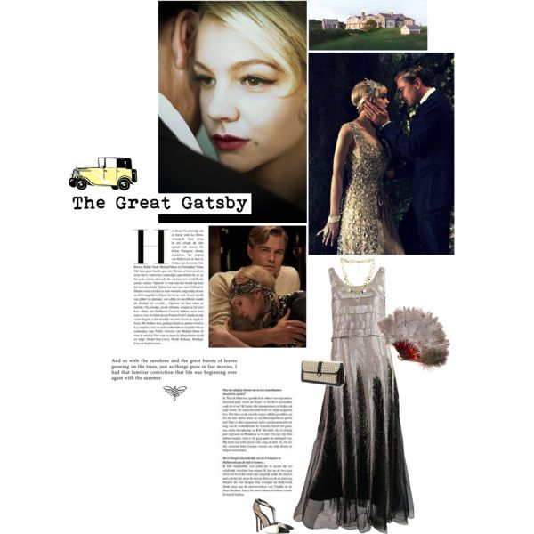 """""""Great Gatsby"""" by milavanilla on Polyvore"""