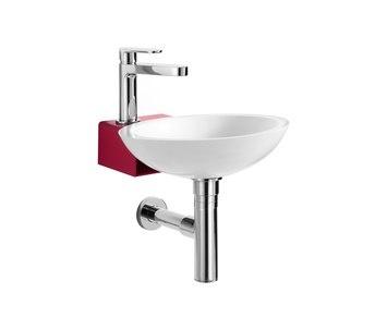 Praktické umyvadélko Ciuci od Lineabety do malých koupelen a WC