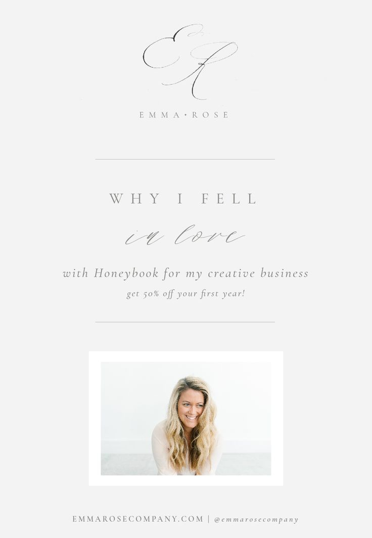 Why I Fell in Love With Honeybook For My Creative Business | Emma Rose Company.jpg