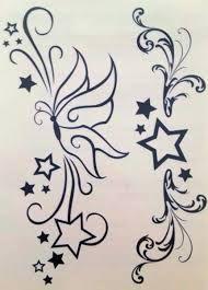 bildergebnis für tattoovorlage | tattoos rücken, weibliche rücken tattoos, henna tattoo ideen