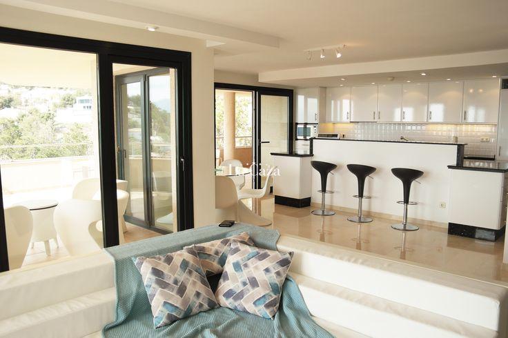 La Marina Golf, een Modern, Ruim en licht appartement in Altea Hills! Beeld u zich in, geniet en…. Een ideaal vakantie verblijf!  http://www.lacaza.nl/aanbod-vakantiehuizen/la-marina-golf-1.html