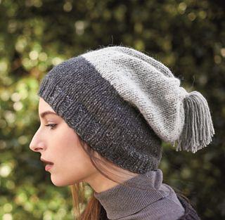 Tabert Hat by Lisa Richardson from Rowan60