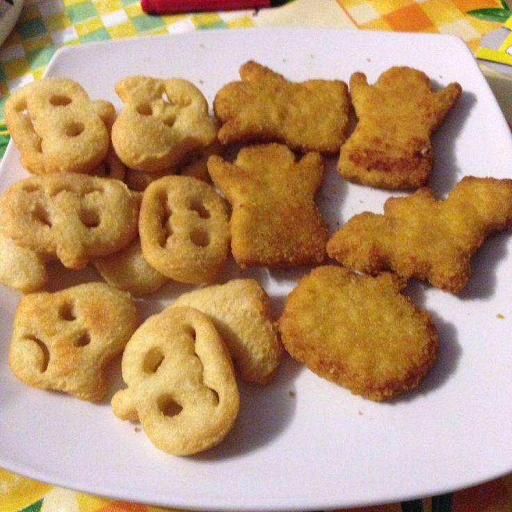 More snacks