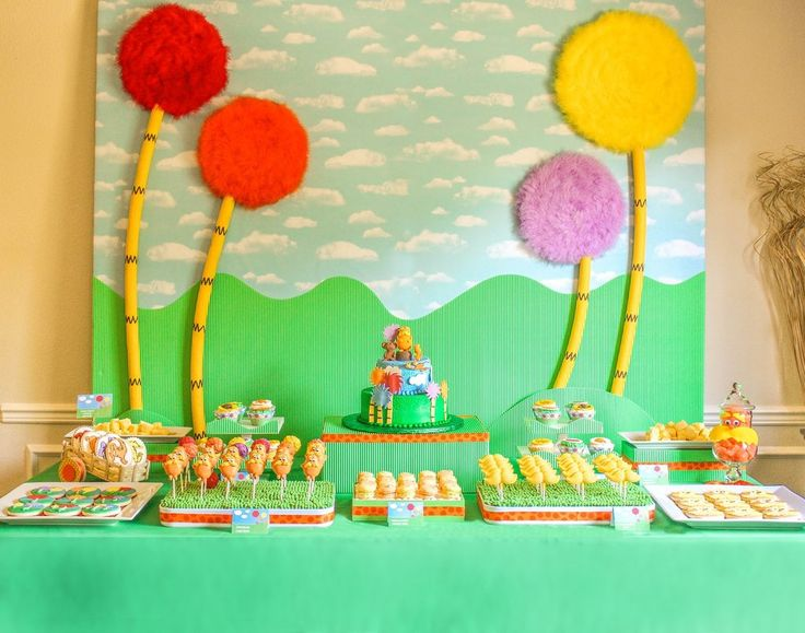 Best Dr Seuss Birthday Images On Pinterest Birthday Party - Childrens birthday parties orleans ontario