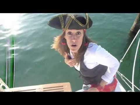 ▶ Come Sail Away With Me - Pirate Children's Song by Patty Shukla - YouTube