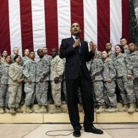 Obama 'gutting military' by purging generals: Intended to send message 'down through the ranks'