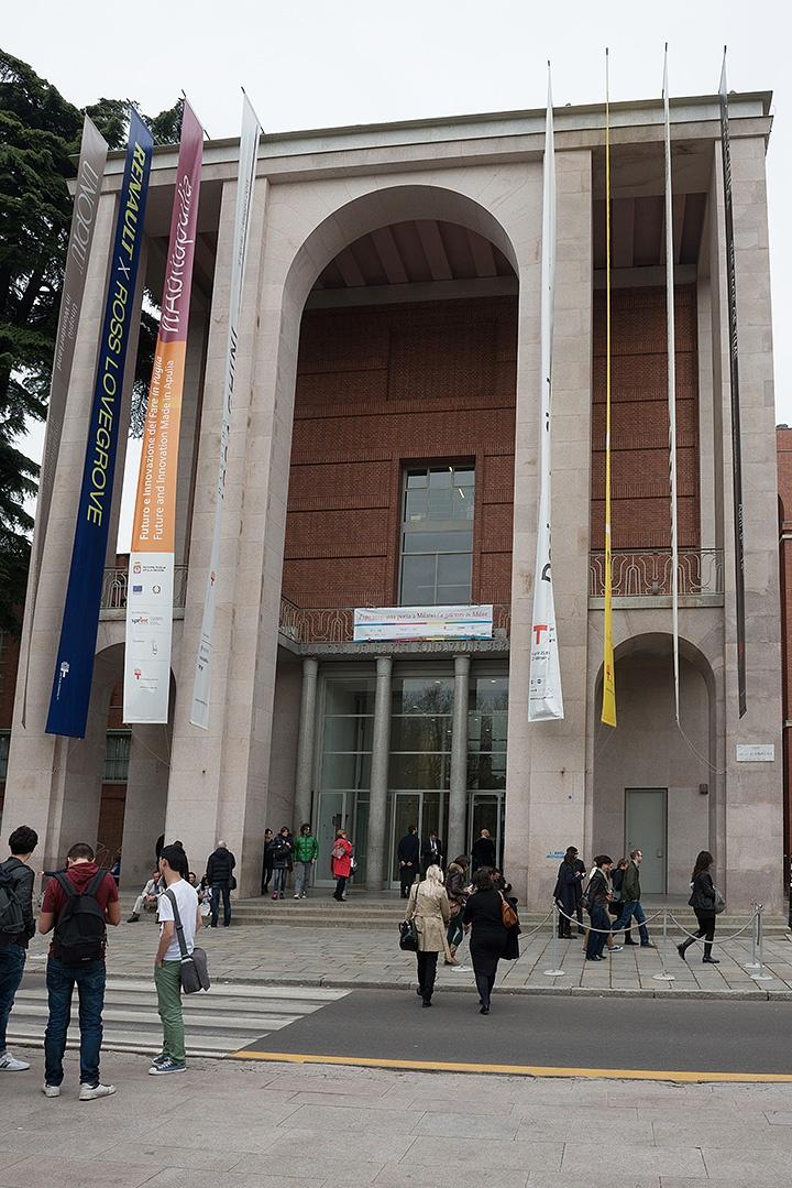 Triennale Design Week 2013 Milano - LESSMORE® visit www.lessmore.it