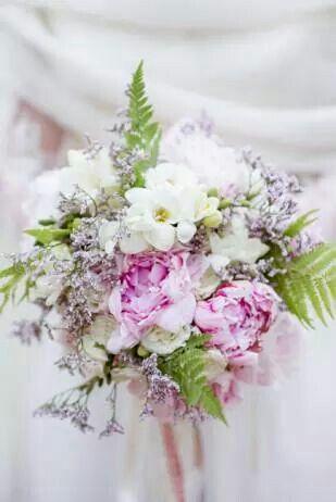 Bouquet romantique... ...