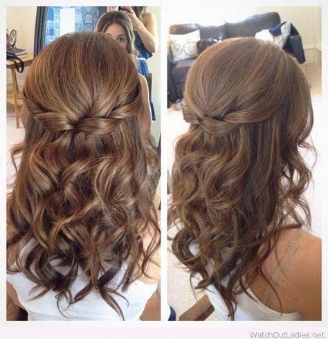 Jolie coiffure