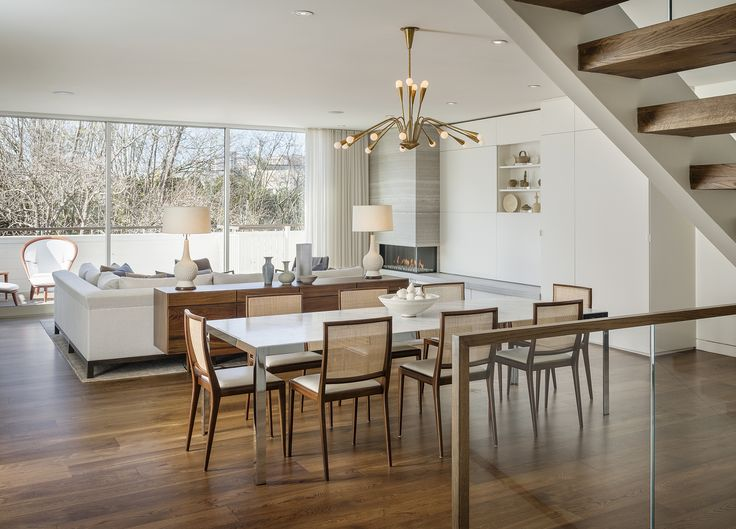 Living/Dining Room - Sutro Architects