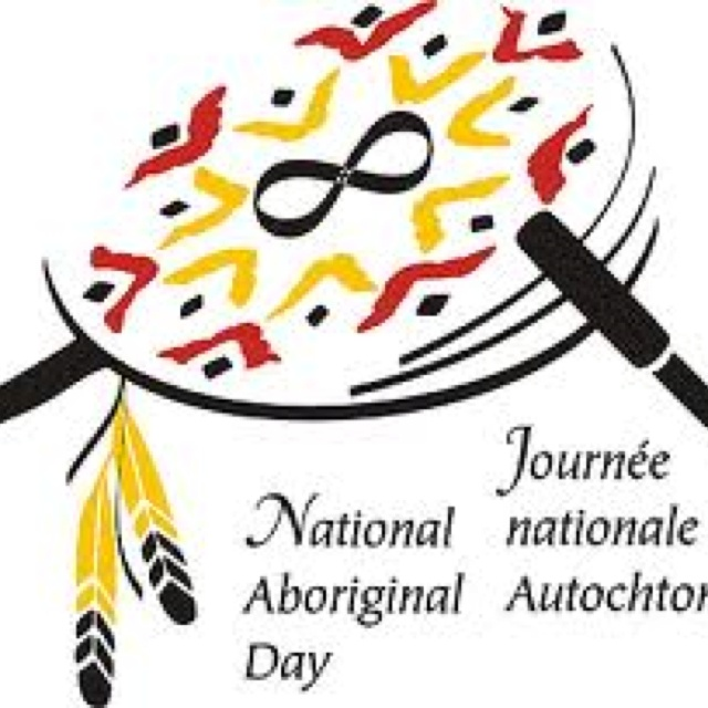 National Aboriginal Solidarity Day! a day recognizing and celebrating the cultures and contributions of the First Nations, Inuit and Métis peoples within Canada.