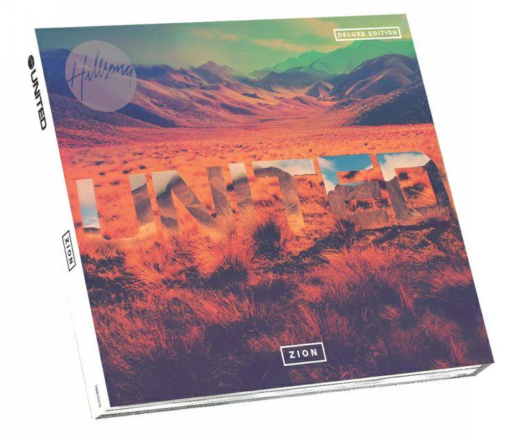 Hillsong United 2013: Zion (Deluxe CD + Bonus DVD)