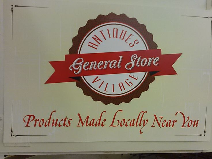 Antiques Village General Store