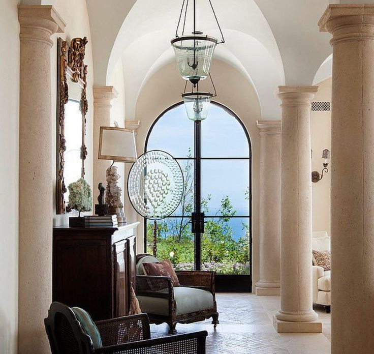 66 Best Spanish Tuscan Mediterranean Interior Design Images On