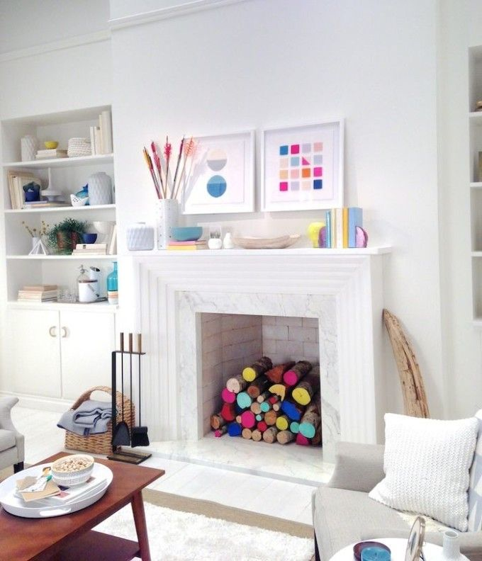 White Walls And Color